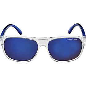 Alpina Yalla Cykelbriller Børn, clear-blue